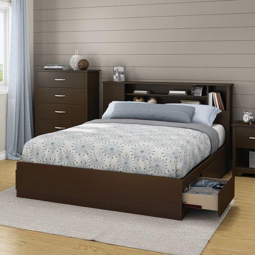 Queen Storage Platform Bed, Wayfair Queen Platform Bed With Storage