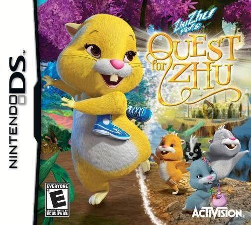 8 07 Zhuzhu Pets Quest For Zhu Pipsqueak Num Nums Magical Ds
