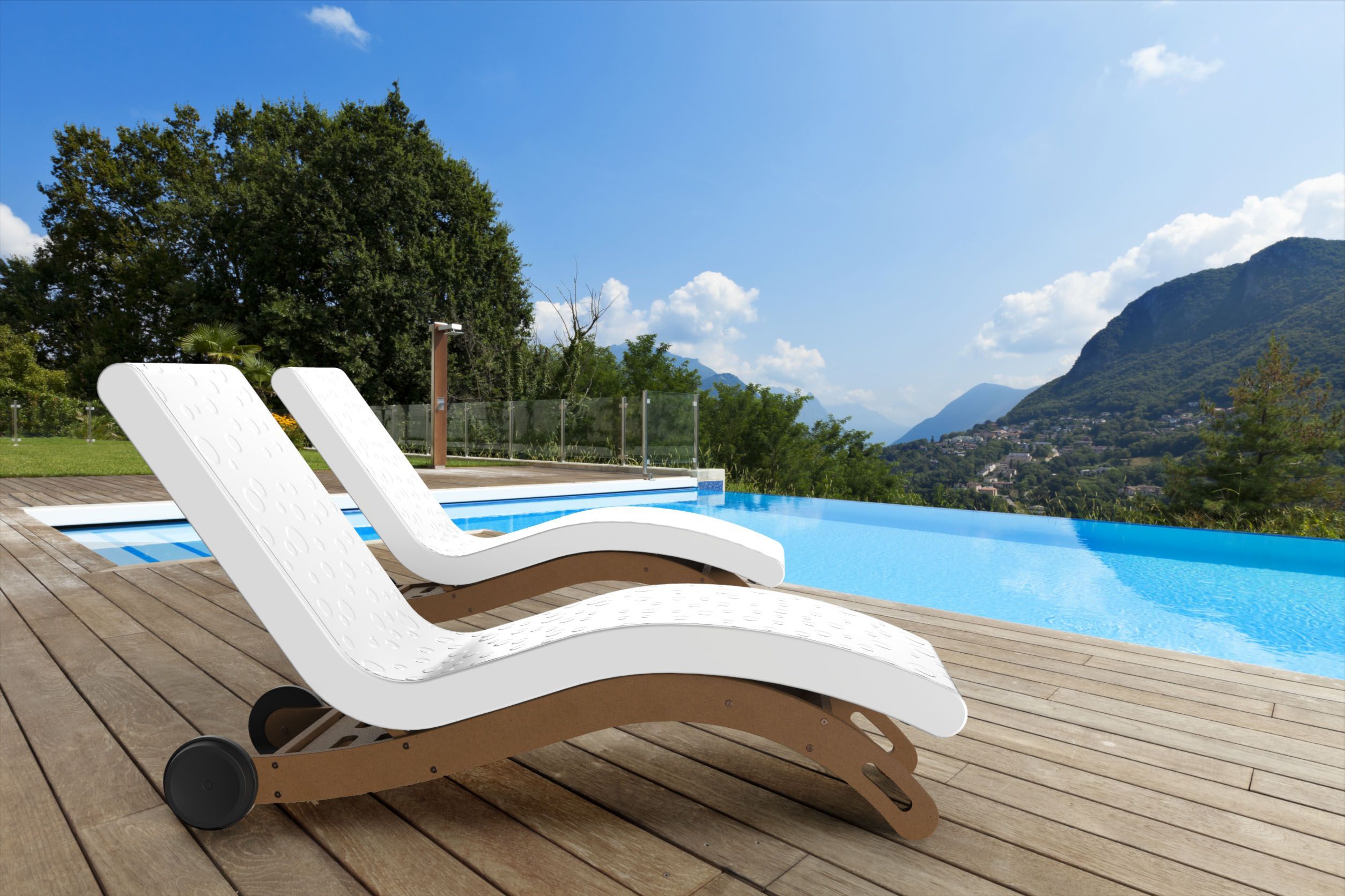 Chaise Longue Siesta Transat Lounge Chairs Products Lounges Beach