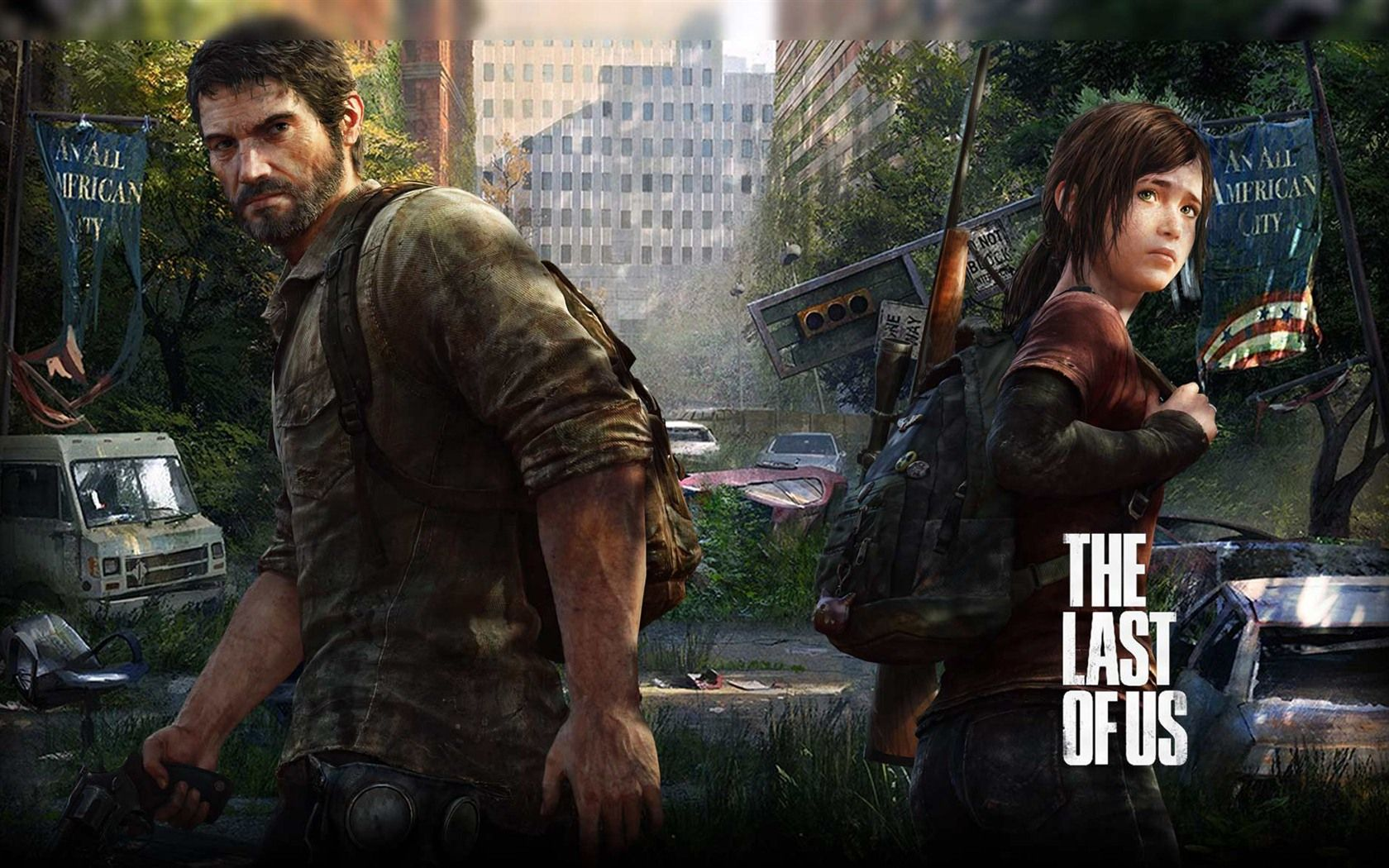 Free Download The Last Of Us Wallpaper HD Free Download