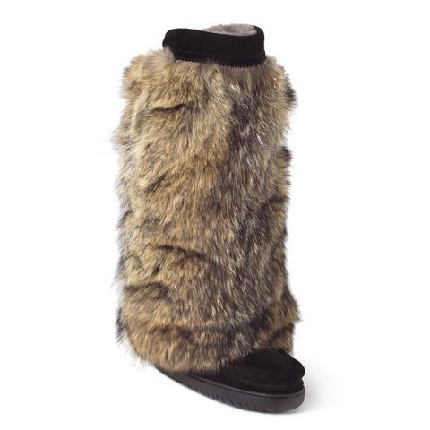 Manitobah Mukluks. I really want a pair.