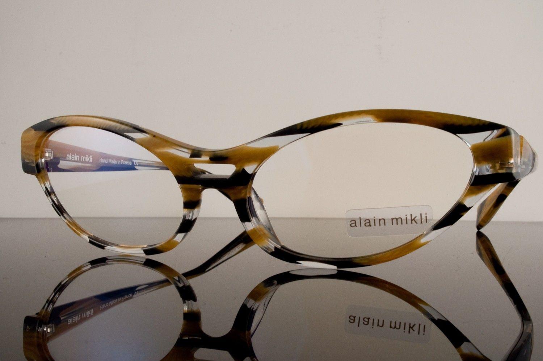 Alain Mikli Eyeglasses AL1215 col. 3017   jeepers Peepers   Pinterest