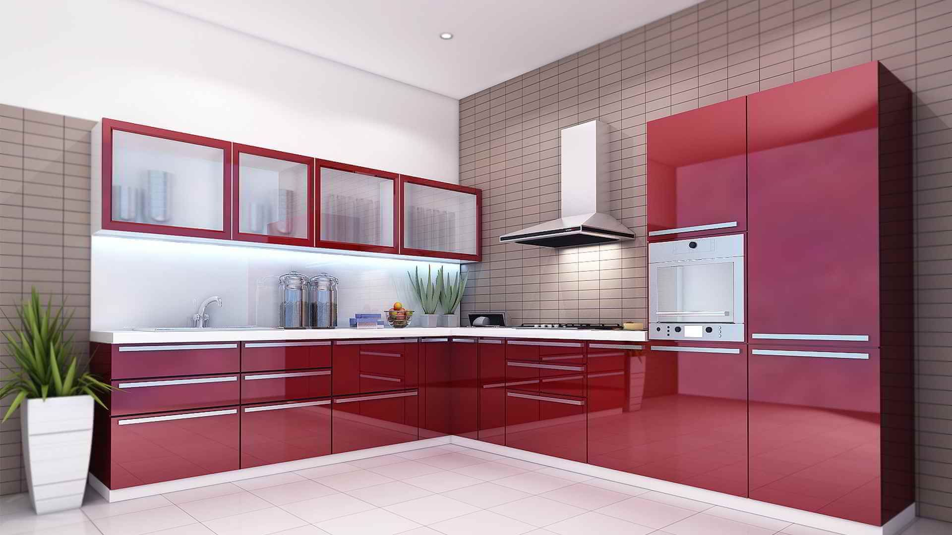 As Time Has Gone On Anything To Do With Italian Kitchens Has Become Far More Diverse Homeland 18b Homeland Mall 3 Dapur Idaman Dapur Modern Kabinet Dapur
