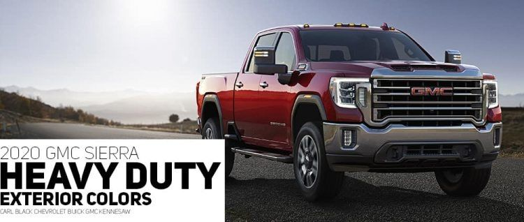 2020 Gmc Paint Colors Price And Release Date In 2020 Gmc Sierra