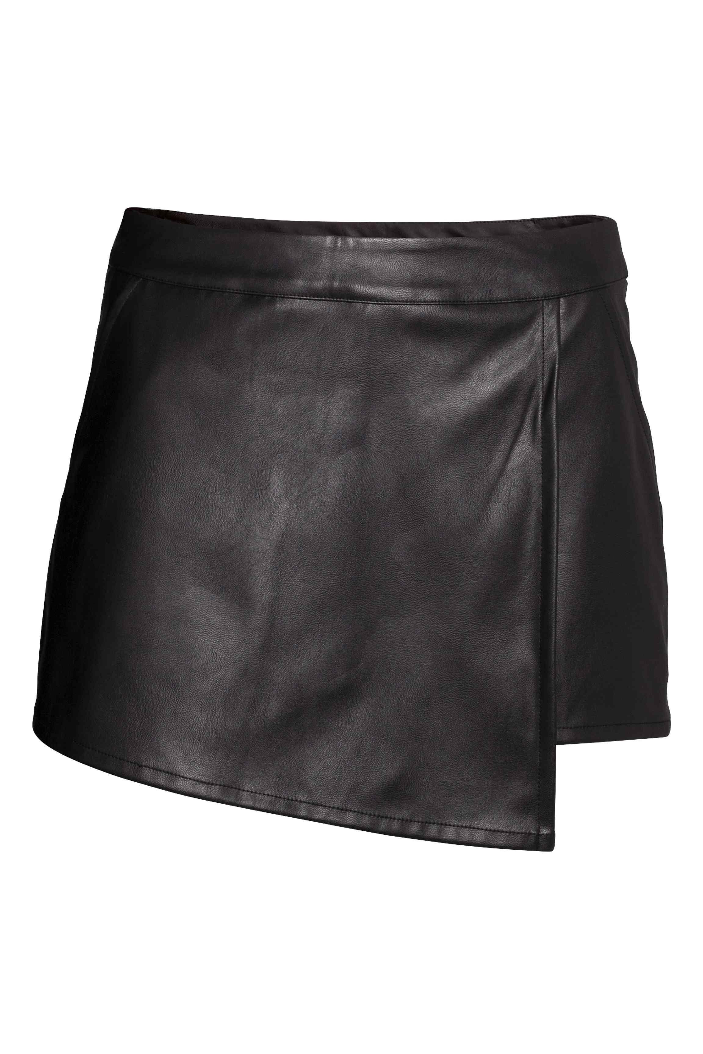 0a6666492 Pantalón corto | H&M | Fashion | Pantalones cortos negros ...