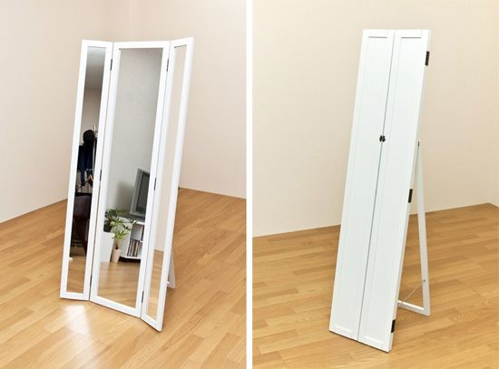 Beautiful 3 Way Mirror