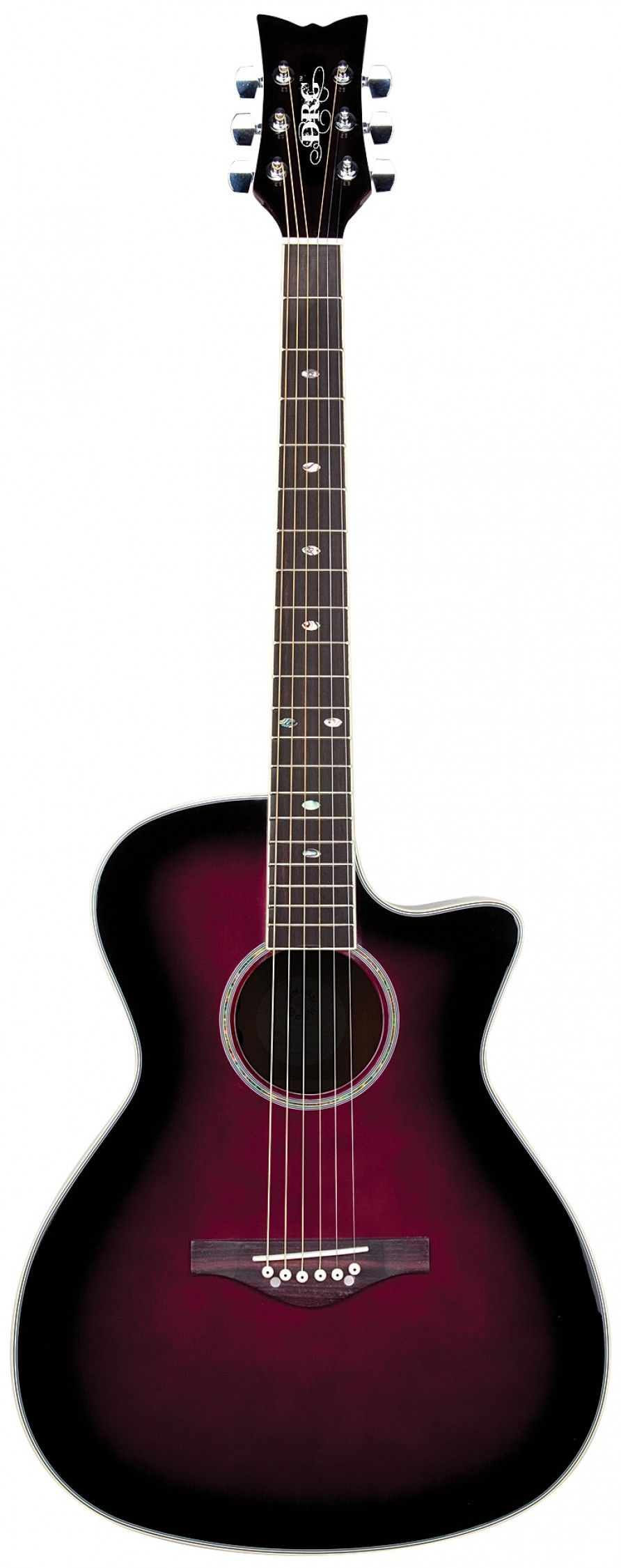 wildwood artist deluxe acoustic electric daisy rock guitars for girls and people with small. Black Bedroom Furniture Sets. Home Design Ideas
