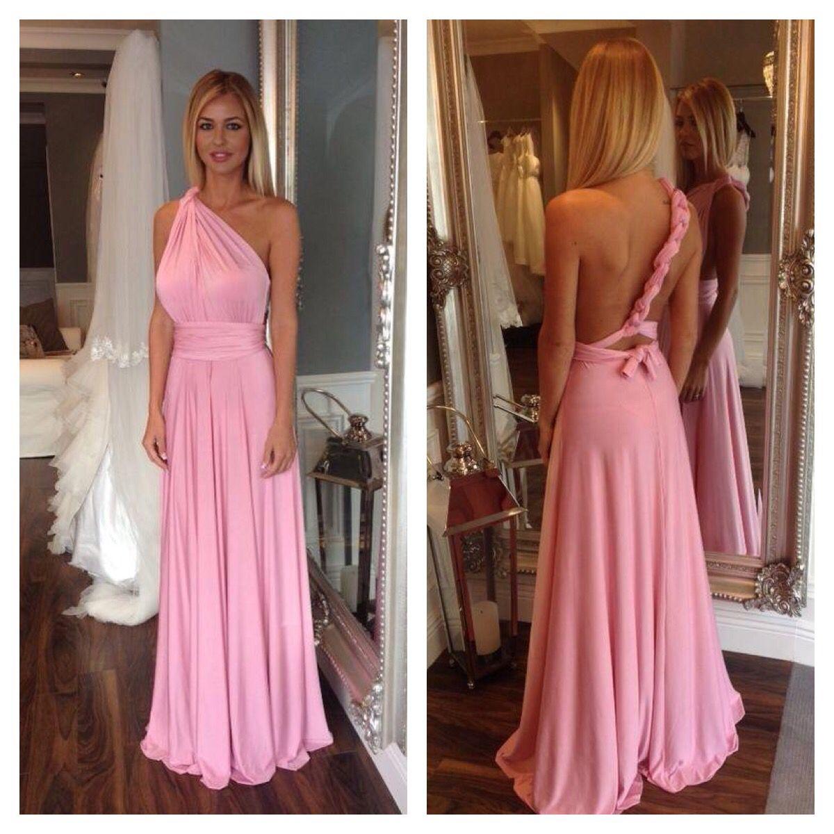 Cari\'s closet multiway dress <3   Swell Dresses   Pinterest   Fade ...