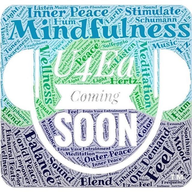 U4ea Is Up For Review In The App Store Through The Power Of Binaural Beats This Mindfulness Meditation App Will He Mood And Tone Peace Light Mindfulness