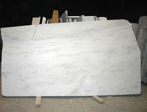 Vermont White Granite Counters Olympian White Danby