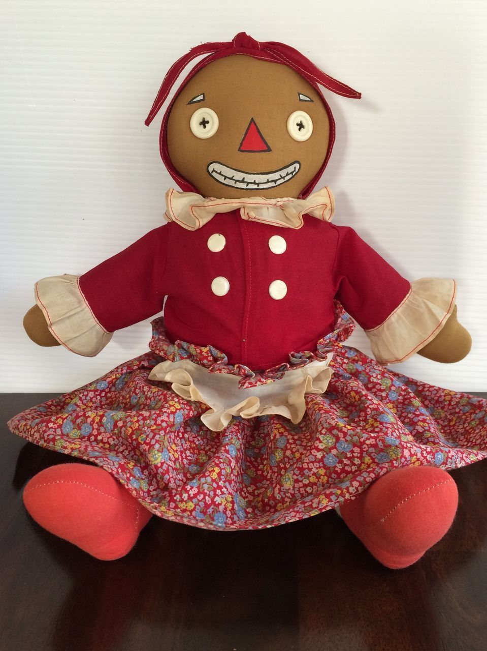antique volland raggedy ann raggedy andy and beloved belindy