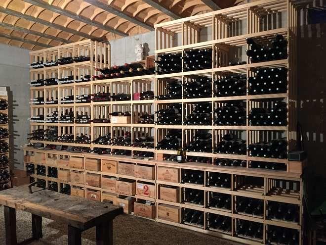 Casiers à bouteille, casier vin, rangement du vin, aménagement cave ...