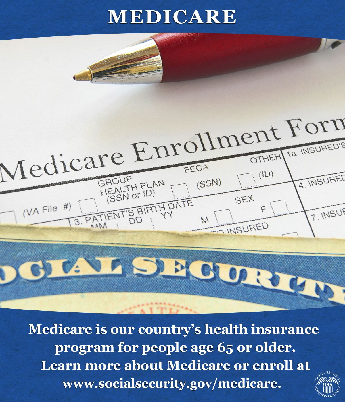 Today is the 49th anniversary of Medicare! To apply for # ...