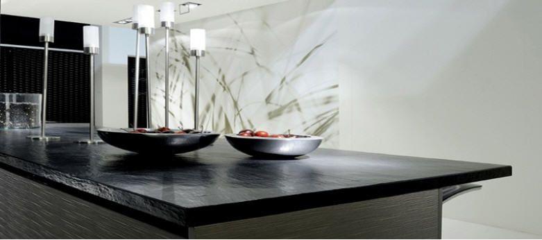 pin von marita auf kitchen pinterest schiefer deutschland und arbeitsplatte. Black Bedroom Furniture Sets. Home Design Ideas