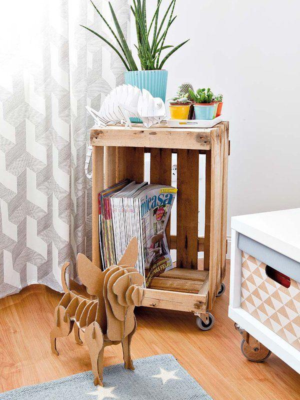 Paredes despejadas Home decor Pinterest Piso de alquiler - decoracion con madera en paredes