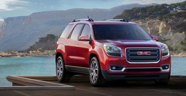 2013 Gmc Acadia First Drive Review Gmc Suv Crossover Suv Best