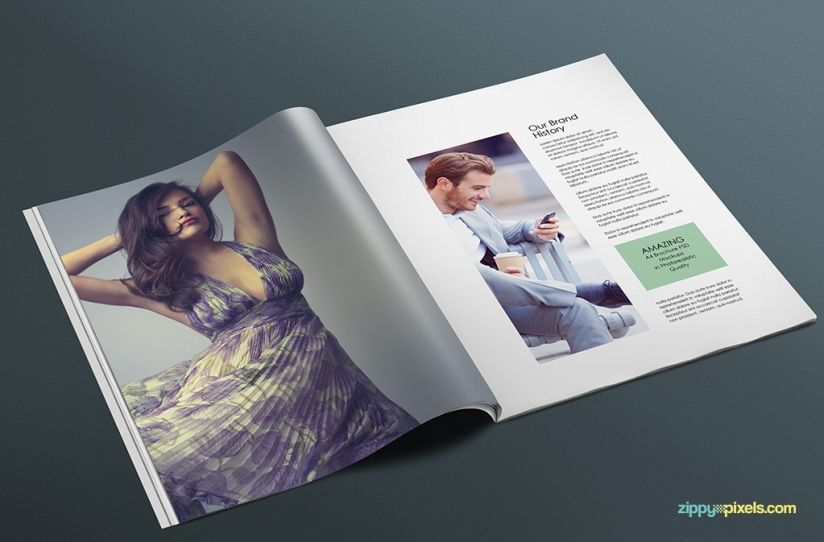 These magazine psd mockups are great choice for presentation. Pin On Books And Magazines Mockups