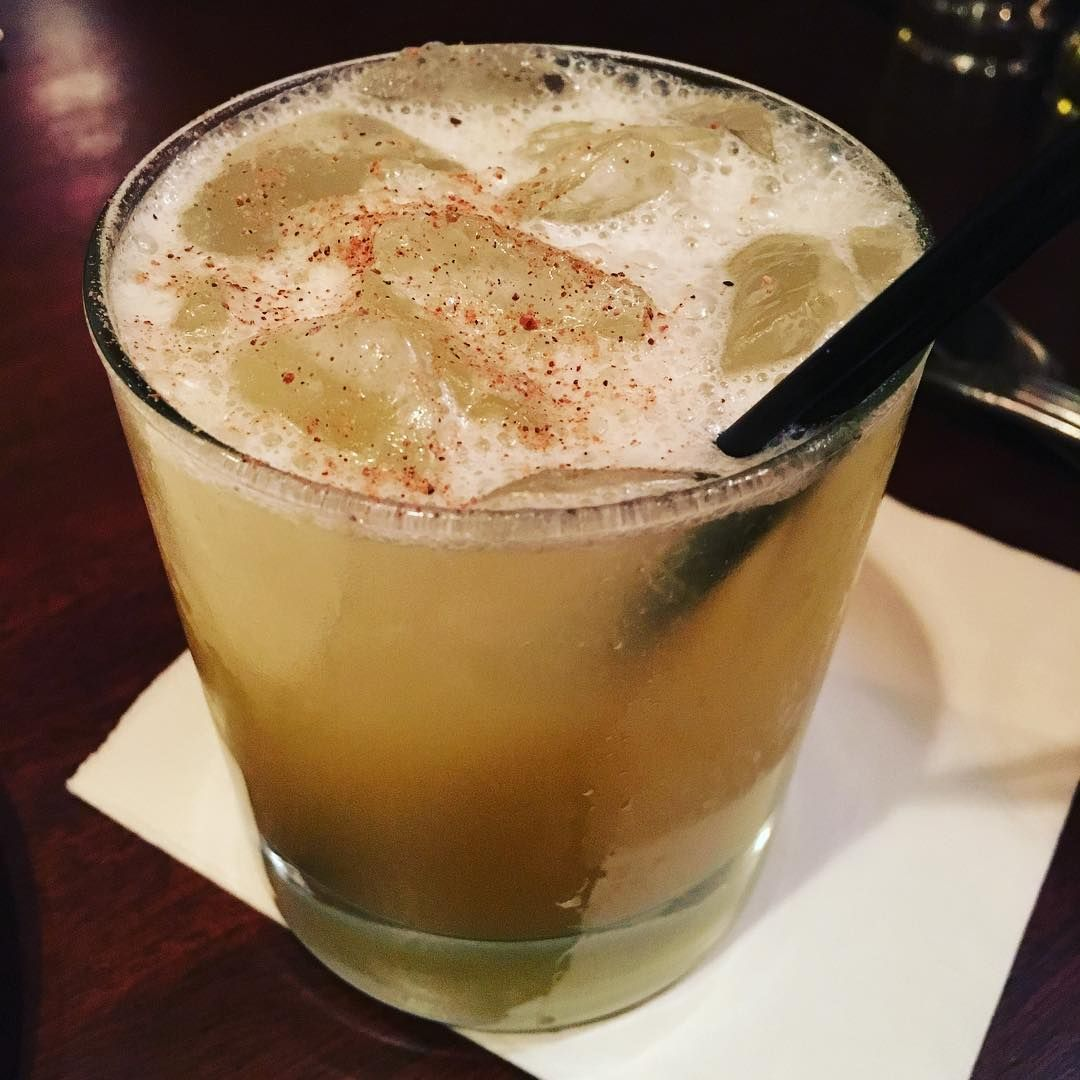 Pineapple painkiller #Saturday #notyouraveragejoes #drinks #cocktails #yum #yes #yasss