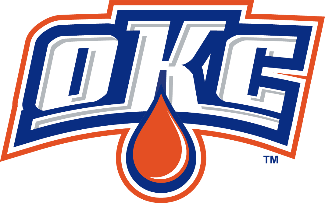 Oklahoma City Barons Alternate Logo Logos City Logo Hockey Logos