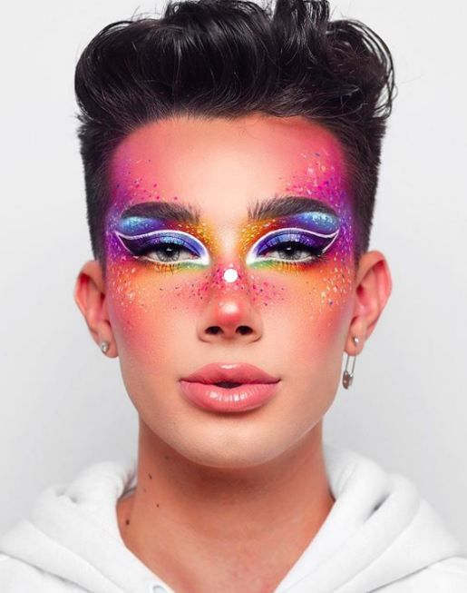 10 makeup Art james charles ideas