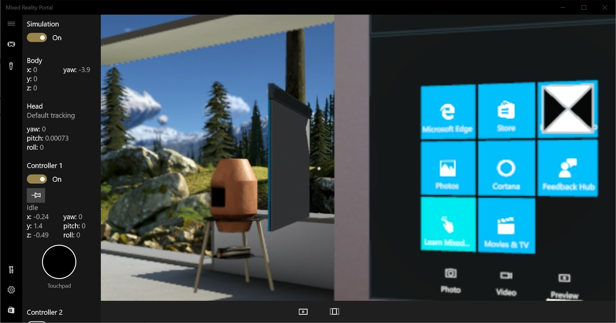 Latest Windows 10 preview build brings Mixed Reality to