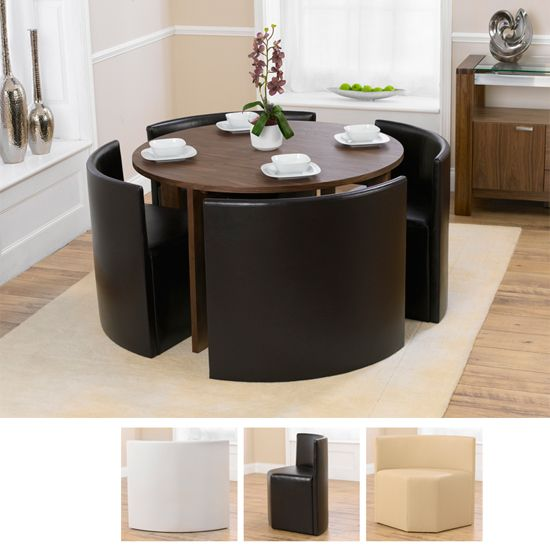 4 Seater Dining Table Design Modern