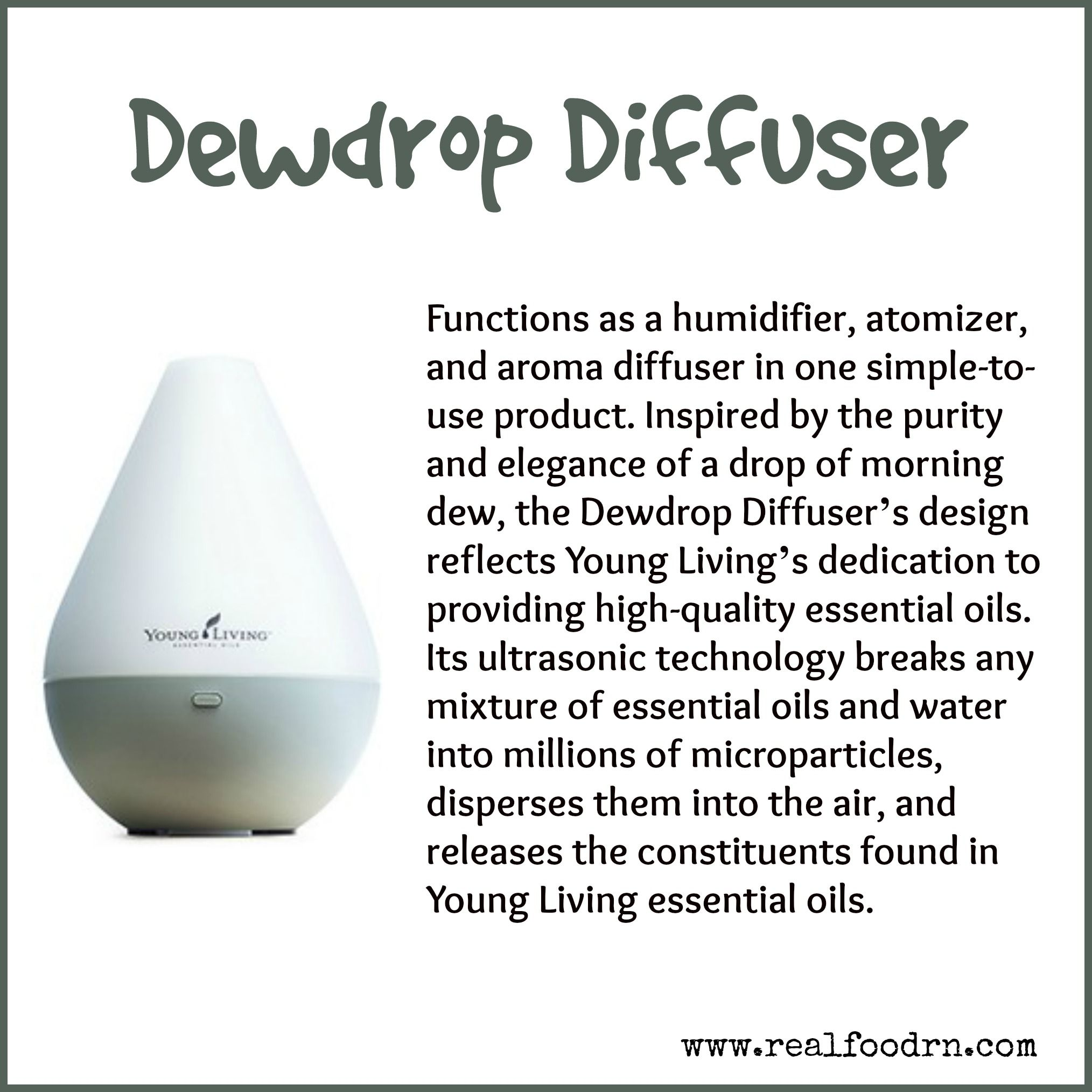 Dewdrop Diffuser My Yl Pinterest Essential Oils Diffuser And