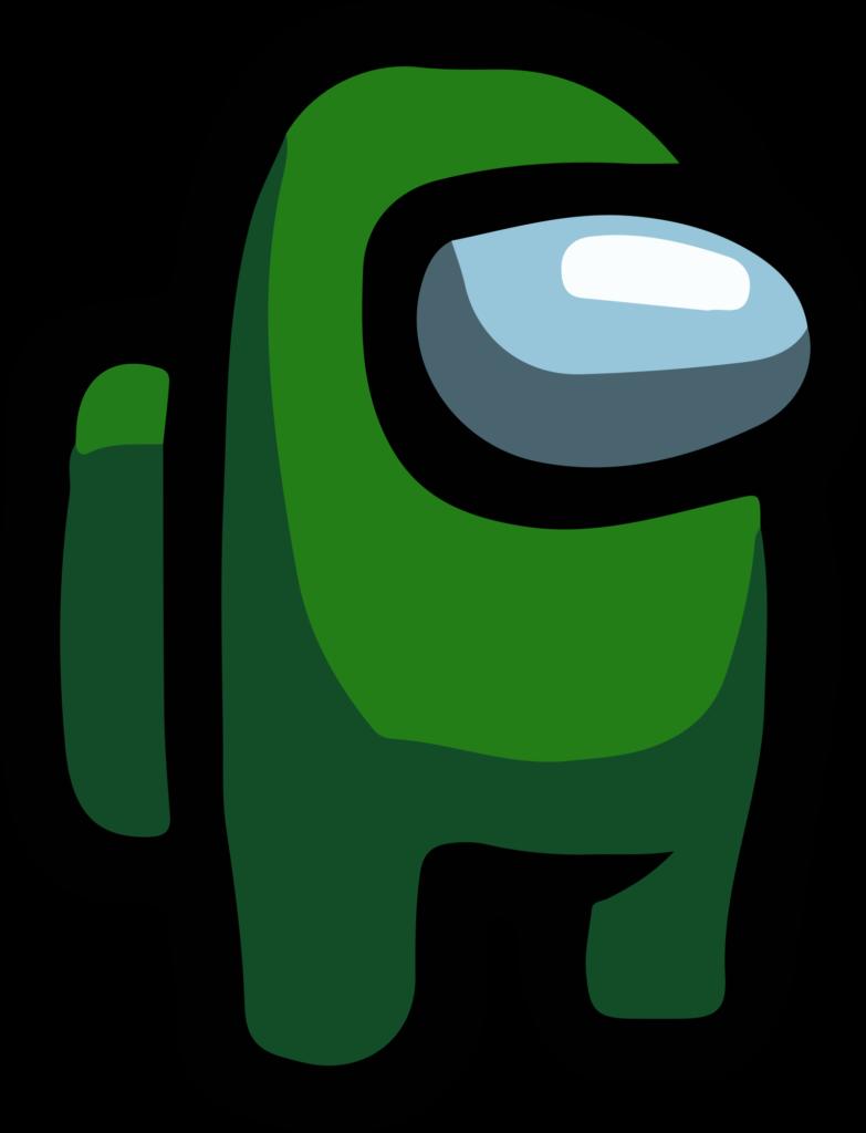 Among Us Png Imagens Png Green Characters Green Sticker Cute Panda Wallpaper