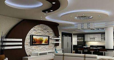 صور ديكورات جبس 2021 فلل صالات اسقف الصفحة العربية Best Living Room Design Living Room Design Modern Tv Cabinet Design Modern