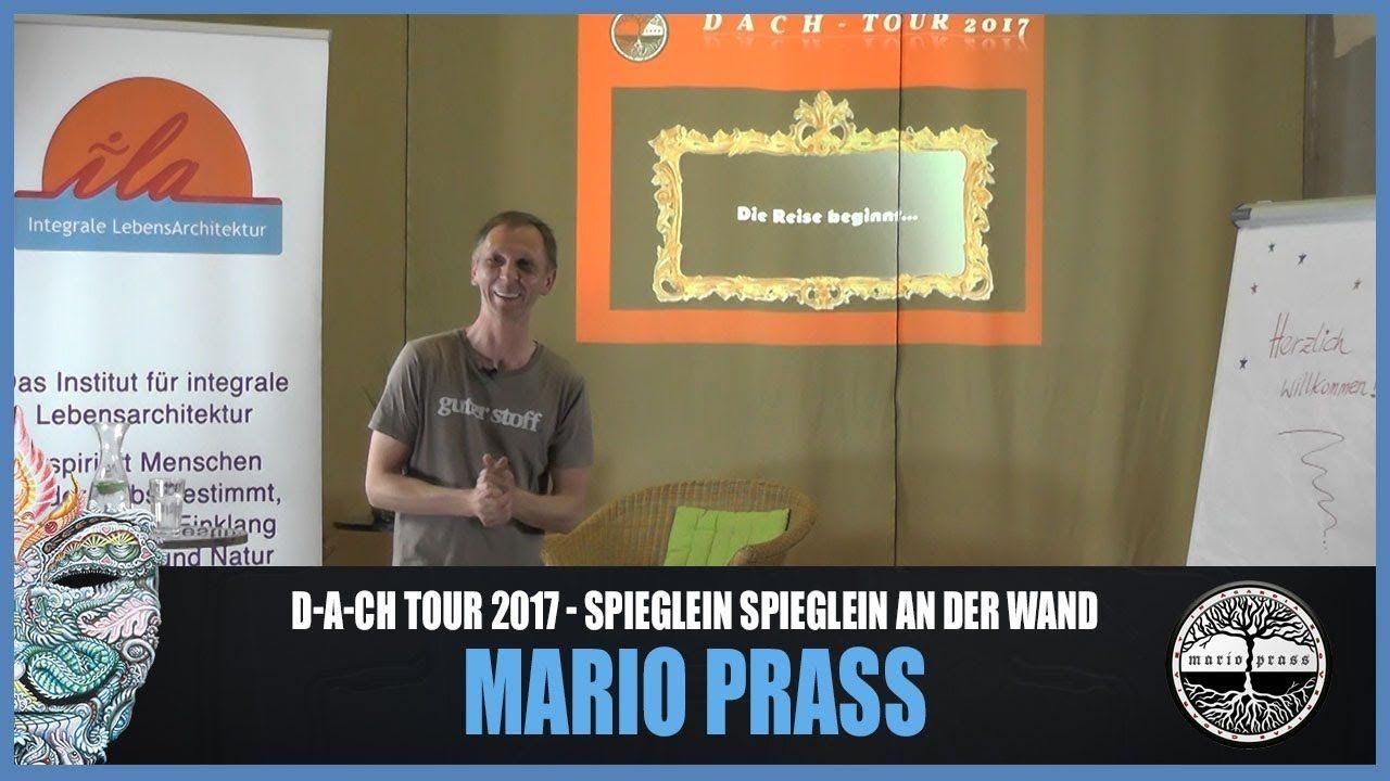Mario Prass Spieglein Spieglein An Der Wand Mario Leben Interview