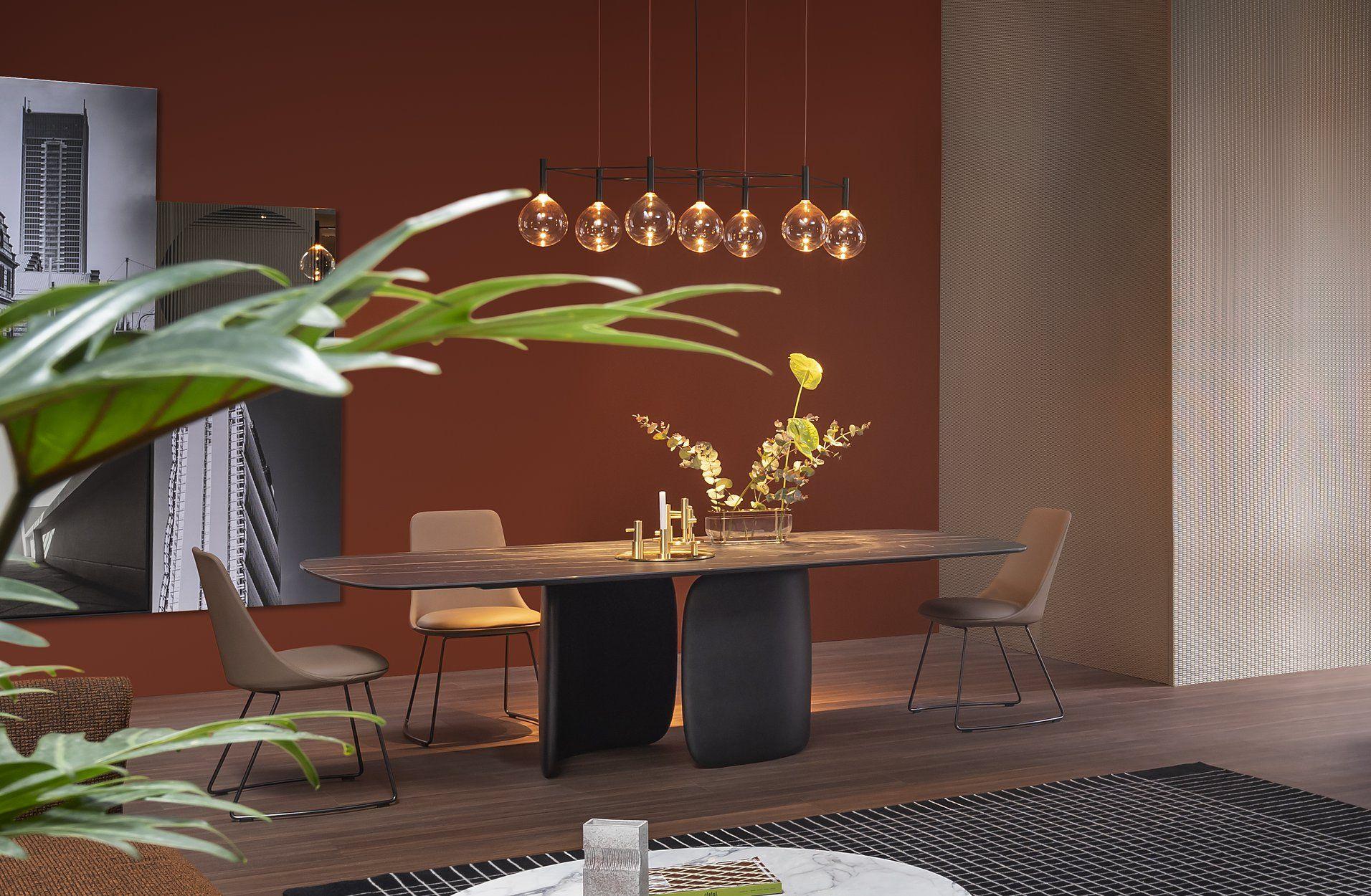 Italian Luxury Furniture Designer Furniture Singapore Da Vinci Lifestyle Modern Dining Table Dining Table Dining Room Design Modern