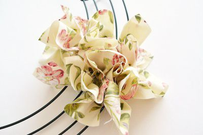 Photo of Scrap Fabric Wreath Tutorial with Bowdabra Bow