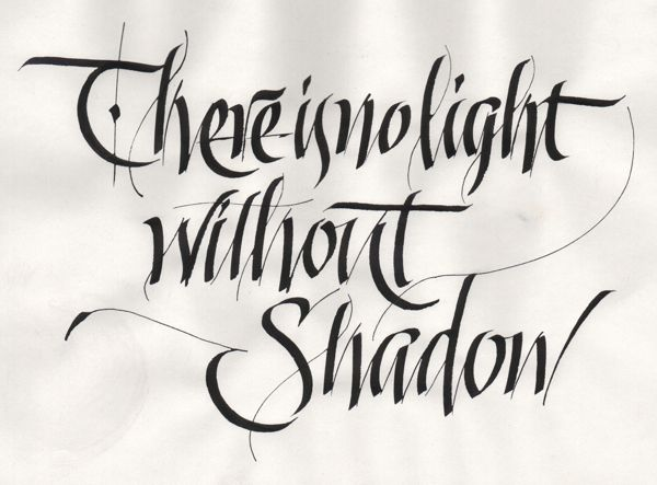 Shadow by cerchio perfetto, via Behance