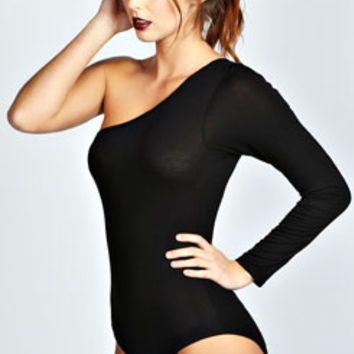 Camilla One Sleeve Bodysuit