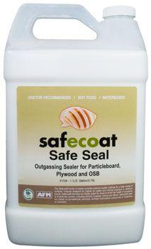 Afm Safecoat Safe Seal Seal Off Gassing Of Toxic