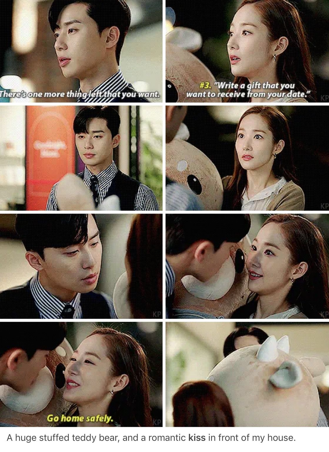 What S Wrong With Secretary Kim With Images Heirs Korean