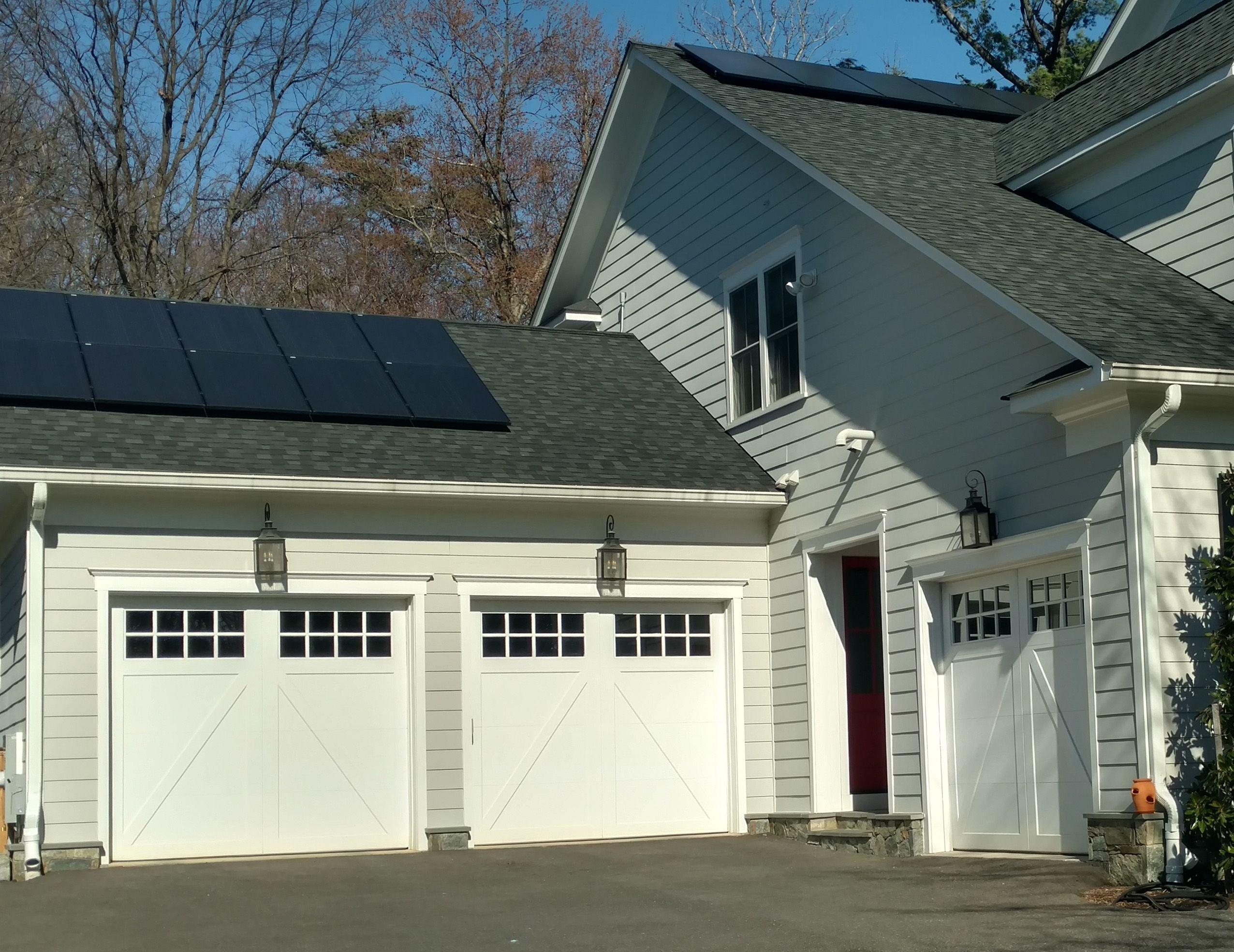 Benchmark Composite Door | Composite garage doors ...