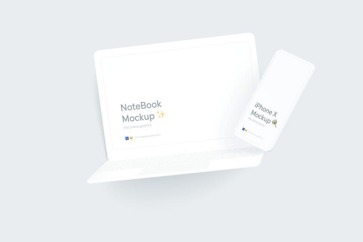 Simple Mockups Bundle Mockup Web Mockup Phone Mockup