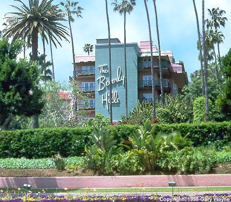 The Famous Beverly Hills Hotel