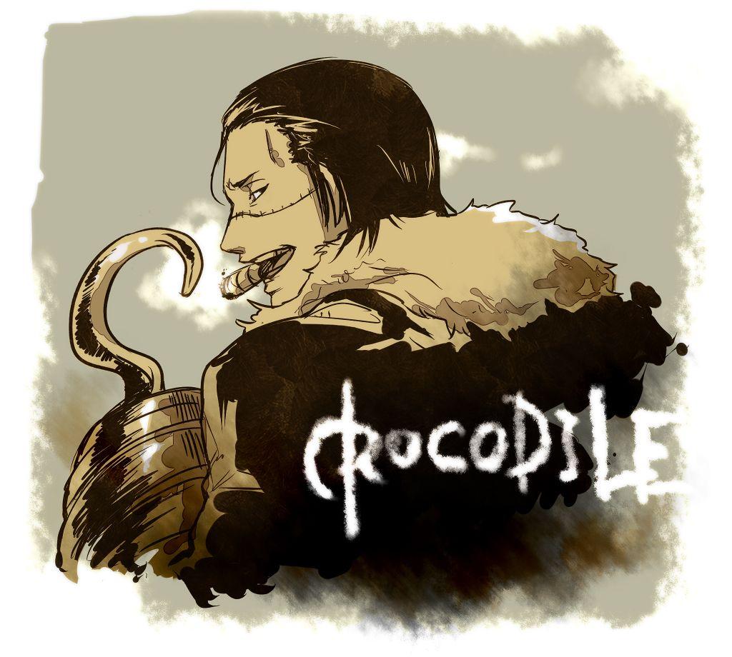 One Piece Sir Crocodile