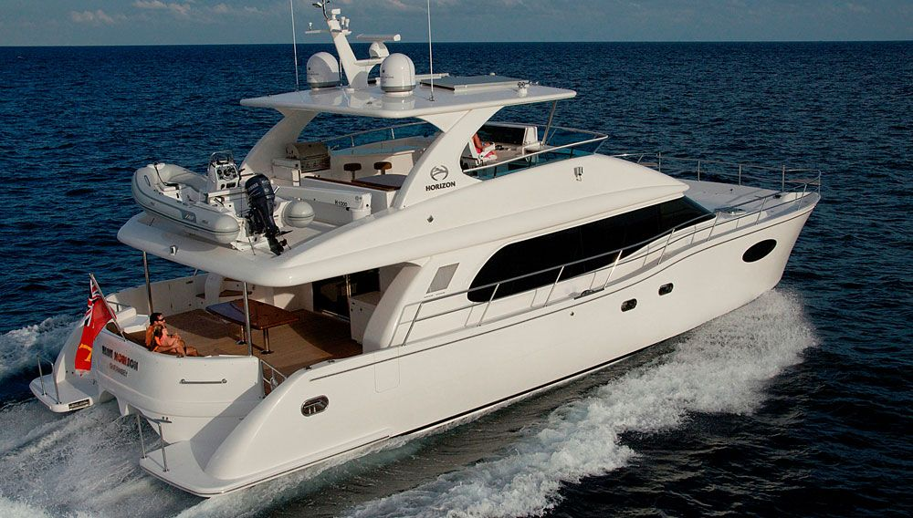 Catamarans have come a long way in terms of their appeal