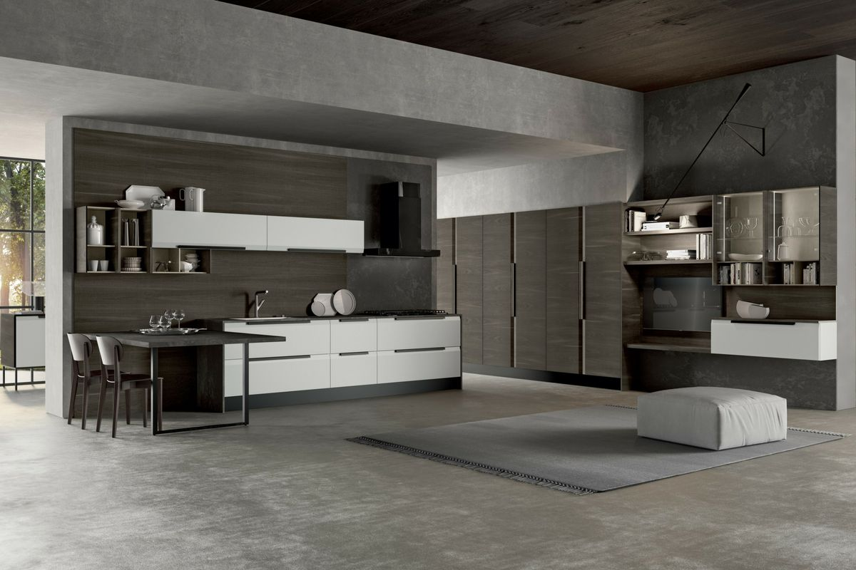 Chantal Cucine Moderne Cucine Febal Casa Arredo Interni