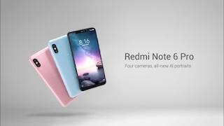 Xiaomi Redmi Note 6 Pro Mi 8 Lite Mi Band 3 And Mi Home Security Camera Launch In Indonesia Newsg Security Cameras For Home Home Security Security Camera