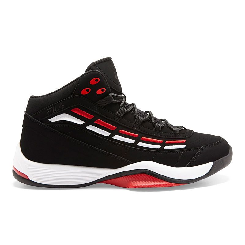 5b0723f5979 Fila Spitfire Mens Basketball Shoes Lace-up