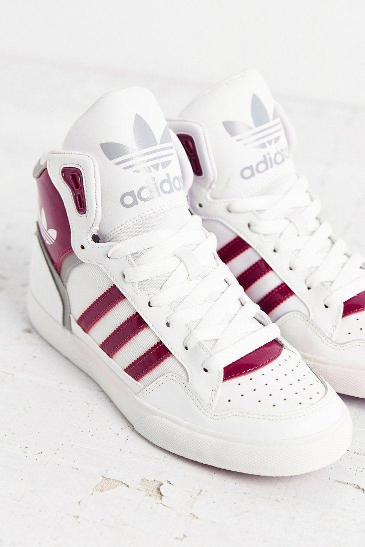 adidas originali extaball ragazza vuole indossare scarpe vestiti!