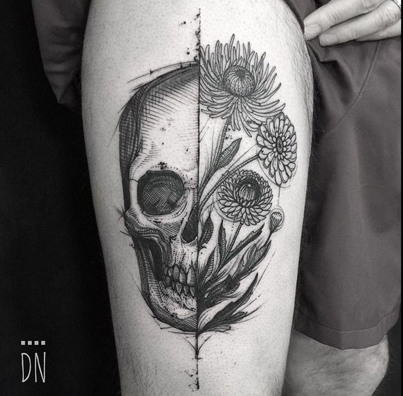 Dinonemec Tattoo. Lone Wolf Studio. Columbus, Ohio