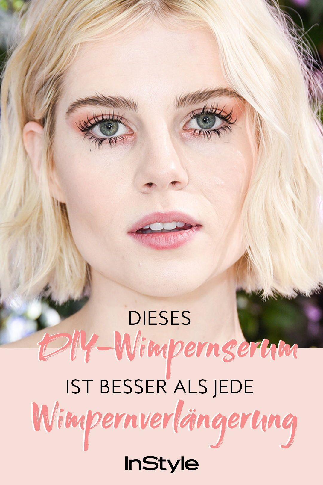 This DIY eyelash serum is better than any eyelash extension -  Tired of expensive eyelash serums or eyelash extensions? Then you are right here! So you can make y - #DIY #ElfMakeup #Extension #Eyebrows #Eyelash #Lashes #LauraGeller #Serum