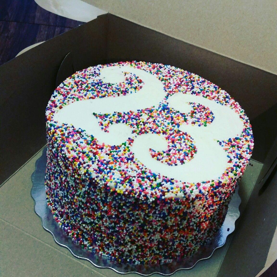 My 23rd Birthday Cake More