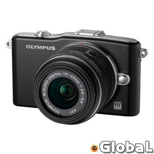 Olympus E Pm1 With 14 42mm Ii R Lens Olympus Prosumer Mirrorless Cameras Eglobal Digital Cameras Online Stor System Camera Olympus Pen Olympus Camera