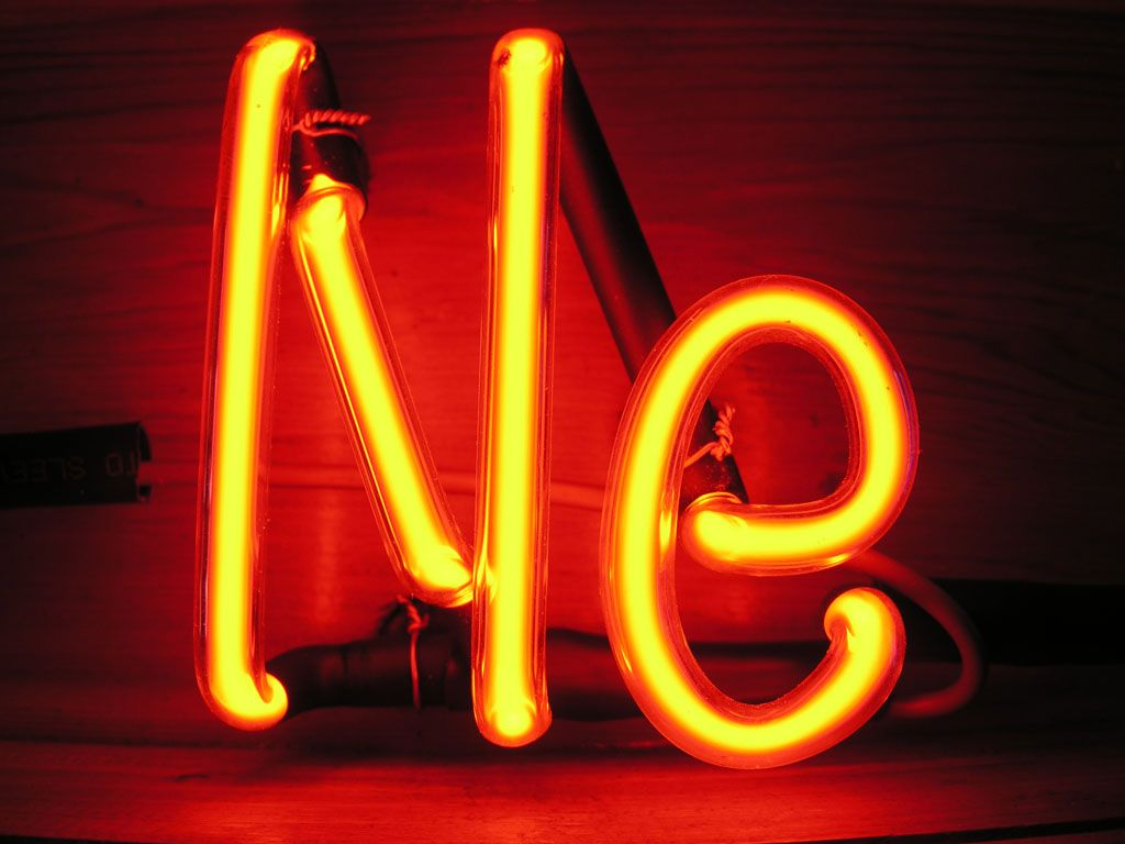 Neon is the chemical element that has the symbol ne and atomic neon is the chemical element that has the symbol ne and atomic number 10 chemistry periodic tablenoble gamestrikefo Images